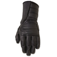 Roland Sands Design Judge Men's Black Gauntlet Gloves