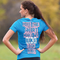 J&P Cycles® Bike Look Big T-shirt