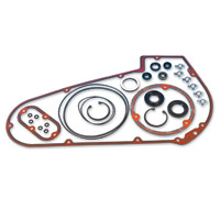 Genuine James Foamet Primary Cover Gasket and Seal Kit