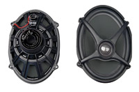 J&M 5″X7″ Replacement Speakers for HD BOOM Saddlebag Lid Speakers