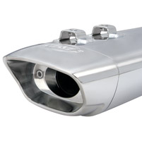 S&S Cycle End Cap for Super Sidewinder 2-into-1 Exhaust
