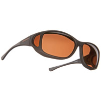 Cocoons Black Sunglasses w/ Copper Lens