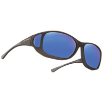 Cocoons Black Sunglasses w/ Mirror Lens