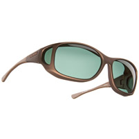 Cocoons Sand Sunglasses w/ Gray Lens