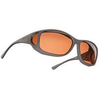 Cocoons Slate Sunglasses w/ Copper Frames