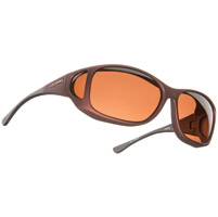 Cocoons Burgandy Sunglasses w/ Copper Lens