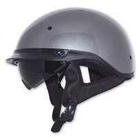 Zox Roadster DDV Titanium Half Helmet