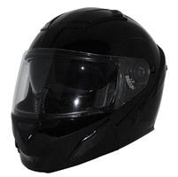 Zox Brigade SVS Black Modular Helmet