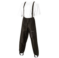 Nelson-Rigg Aston AS-250 Black Rain Pants