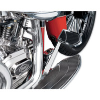 Carl Brouhard Designs Chrome Elite Brake Pedal Cover