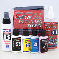 Cycle Care Travel Kit