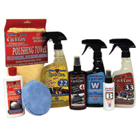 Cycle Care Deluxe Gift Set