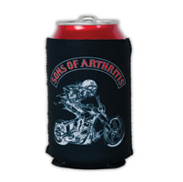 Sons of Arthritis Koozie