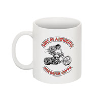 Sons of Arthritis Ibuprofen Chapter Mug