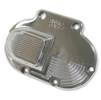 Rivera Primo Polished Hydraulic Clutch End Cover