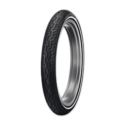 Dunlop D402 MH90-21 Medium Whitewall Front Tire