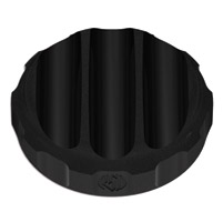 Roland Sands Design Nostalgia Black Ops Oil Filler Cap