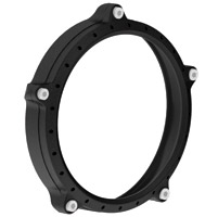 Roland Sands Design Tracker Black Ops Headlight Bezel