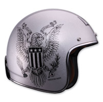 LS2 OF583 Freedom Rider Open Face Helmet