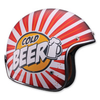 LS2 OF583 Cold Beer Open Face Helmet