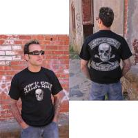 Sick Boy Tan Skull T-shirt