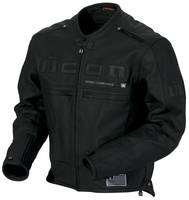 ICON Men's Motorhead Leather Jacket