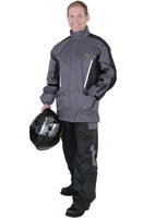 J&P Cycles Ultimate 2 Piece Rain Suit