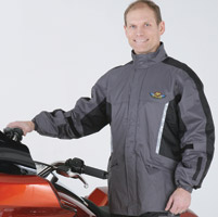J&P Cycles Ultimate Rain Jacket