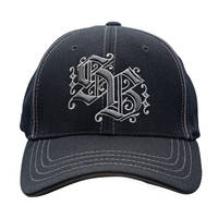 Sick Boy Embroidered SB Fitted Hat