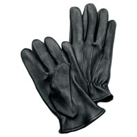 J&P Cycles® Deerskin Shortcut Gloves