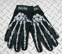 Sick Boy Skeleton Garage Gloves