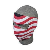 Zan USA Flag Face Mask