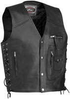 River Road Men's 4-Pocket Vest