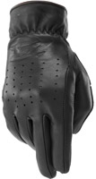 Z1R Women's Leather Vaudeville Gloves