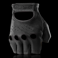 Z1R Leather Ravage Cruiser Gloves