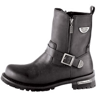 Milwaukee Motorcycle Clothing Co. Women's Afterburner Boots