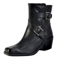 Milwaukee Motorcycle Clothing Co. Vintage Women's Sable Boots