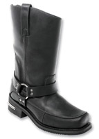 Milwaukee Motorcycle Clothing Co. Men's Deluxe Harness Boots