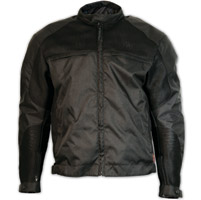 Milwaukee Motorcycle Clothing Co. Cordura Mesh Scooter Jacket