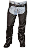 Interstate Leather Unisex Gangster Chaps