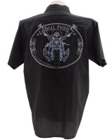 Lethal Threat Chopper Rider Workshirt