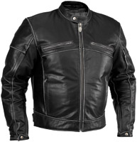River Road Men's Rambler Leather Jacket