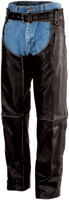 River Road Men's Rambler Leather Chaps