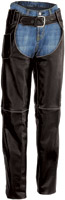 River Road Women's Rambler Leather Chaps