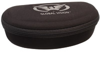 Global Vision Eyewear Gripper Case for Glasses