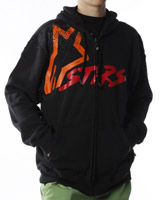 Alpinestars Perfect Zip Front Sweatshirt