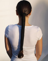 Wrapter Black Hair Protector