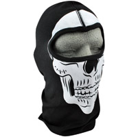 ZAN headgear Skull Cotton Balaclava