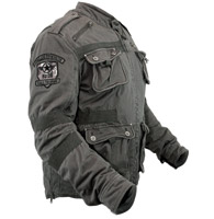 Speed and Strength Call to Arms Textile Jacket