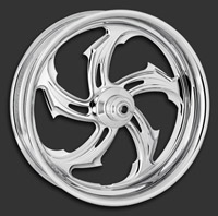 Performance Machine Rival Front Wheel, 19″ x 2.15″